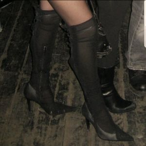 ❤Z.London❤Over the knee Lace up Boots